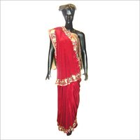 PARSI WORK SAREE