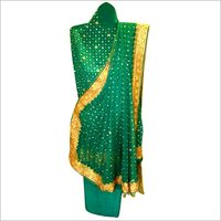 EMBROIDERED SAREE