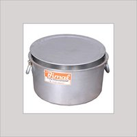 Aluminium Tope Round Bottom