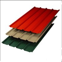Galvalume Coloured Steel Roofing Sheet