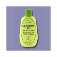 Cucumber Gel (Face-care)
