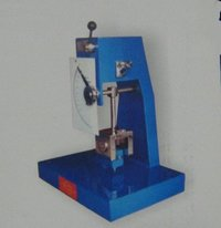 Pendulum Impact Testing Machine For Plastic
