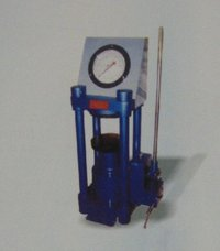 Hand Operated Compression Testing Machine
