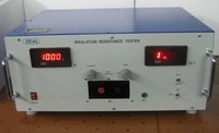 Insulation Resistance And Megger Tester