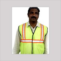 Safety Jackets With Reflectors