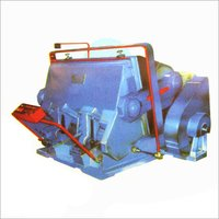 Diamond Brand Platen Punching Machine