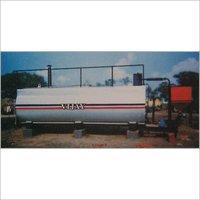Automatic Asphalt Tank