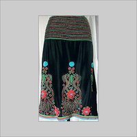 LADIES EMBROIDERED SKIRTS