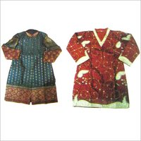 HAND EMBROIDERED PUNJABI SUIT