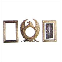 HANDCRAFTED SILVER PHOTO FRAMES
