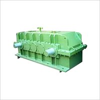 Double Output Reduction Gear Boxes