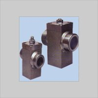Pipe Rupture Valve