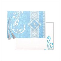 Islamic Wedding Invitation Cards