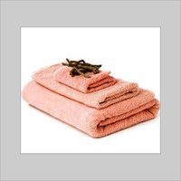 Organic & Herbal Dyed Ash Pink Towels