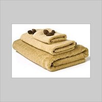 Organic & Herbal Dyed Myra Yellow Towels
