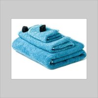 Organic & Herbal Dyed Indi Blue Towels