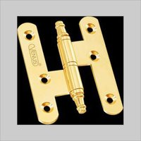 Brass 'H' Type Hinges
