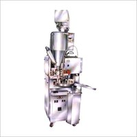 Single Head Rotary Tube Filling and Sealing Machine