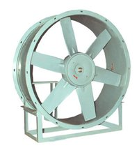 Axial Flow Fans / Heavy Duty Exhaust Fans