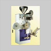 Tea Bag With Tag And String Packing Machine