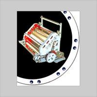 OBLIQUE TYPE BUSH MOUNTED SEMI-HIGH SPEED CORRUGATION MACHINE