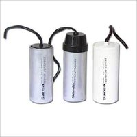 Capacitors For Pumps