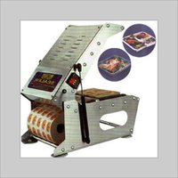 TABLE TOP TRAY & CUP SEALER