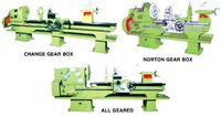 Shimoga Model Heavy Duty Lathe
