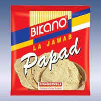PAPAD KALI MIRCH