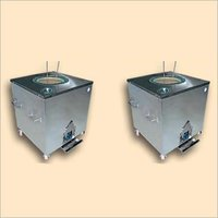 Stainless Steel Single Body Tandoor