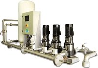 HYDRO PNEUMATIC PRESSURE BOOSTER SYSTEM