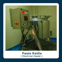 Paste Kettle Machines