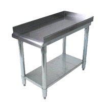 Kitchen Aluminium tables