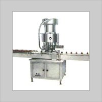 AUTOMATIC ROTARY SIX HEAD ROPP CAP SEALING MACHINE