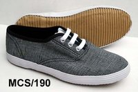 Gents Canvas Shoes