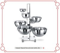 Stainless Steel Display Stands
