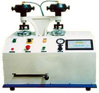 Fully Automatic Digital Micro Processor-Based Paper Tester