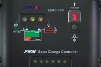 12V 10A Solar Charge Controllers