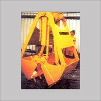Hydraulically Operated Grab Bucket