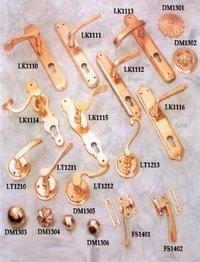 Brass Lever Handles