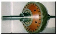 Differential Planetary Gear Box