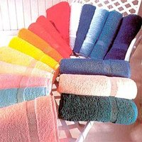 Plain Uni Dyed Towels