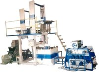 PVC Shrink Film Plants