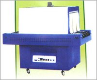 SHRINK TUNNEL PACKING MACHINE