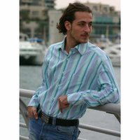 Formal Polyester Cotton Shirts