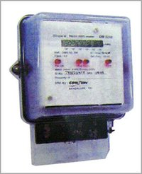 SINGLE PHASE TARIFF ENERGY METER