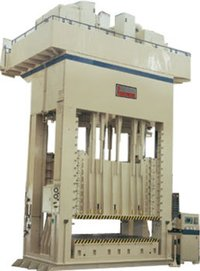 HYDRAULIC H-FRAME PRESS