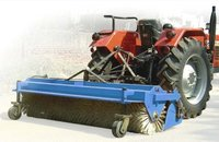 Industrial Hydraulic Sweeping Machine