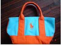 CANVAS LADIES TOTE BAG