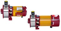 Centrifugal Monoblock Two Stage Pump